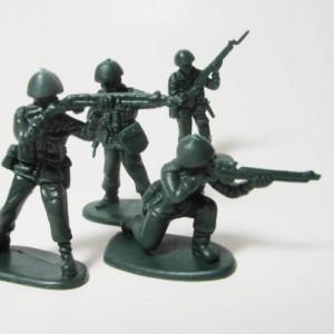 Figurki żołnierzy, Sxc.hu