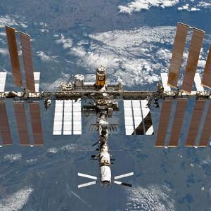 Międzynarodowa stacja kosmiczna, fot. Wikipedia Commons