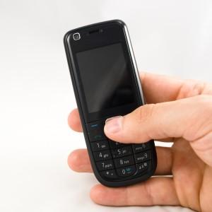 fałszywy sms