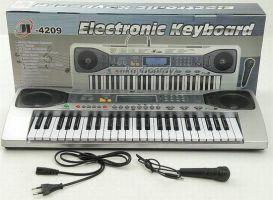 Keyboard organy