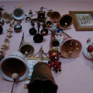 Dzwonki na ścianie