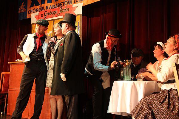 Festiwal Chorow Kabaretow i Zespołow Seniora