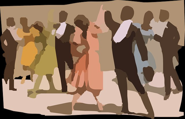 Znalezione obrazy dla zapytania zabawa taneczna seniorow
