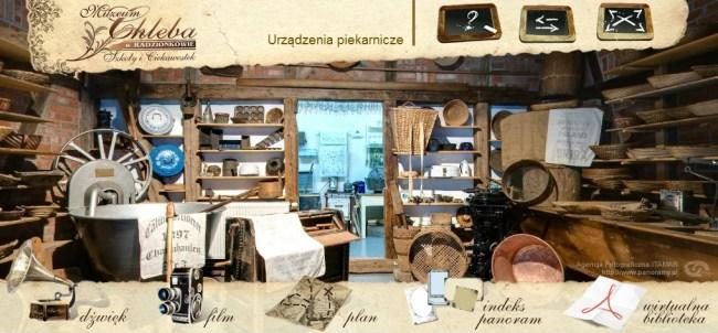Wirtualne Muzeum Chleba
