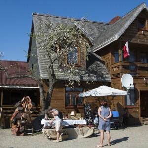Kruszyniany Tatarska Jurta