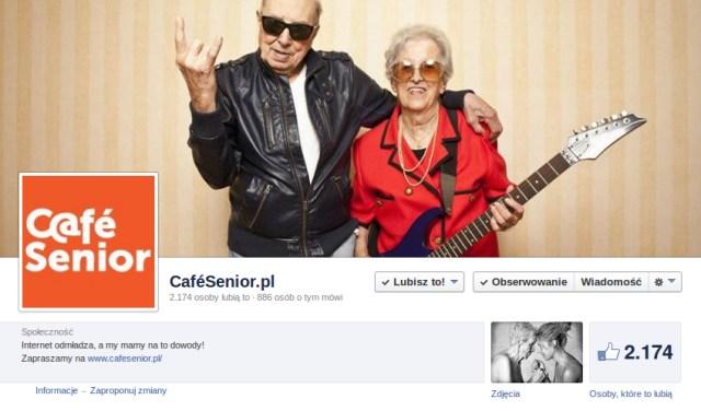 cafesenior facebook