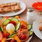 żywienie jedzenie
