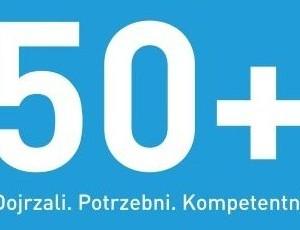 50+ dojrzali potrzebni kompetentni
