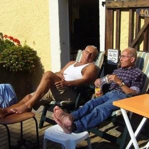 emeryci wakacje