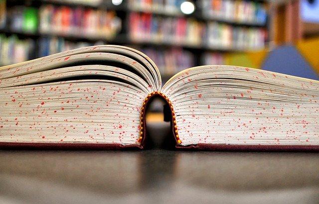 książka biblioteka