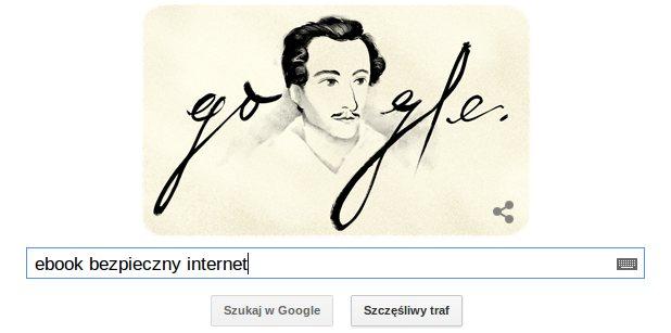 google szczęśliwy traf