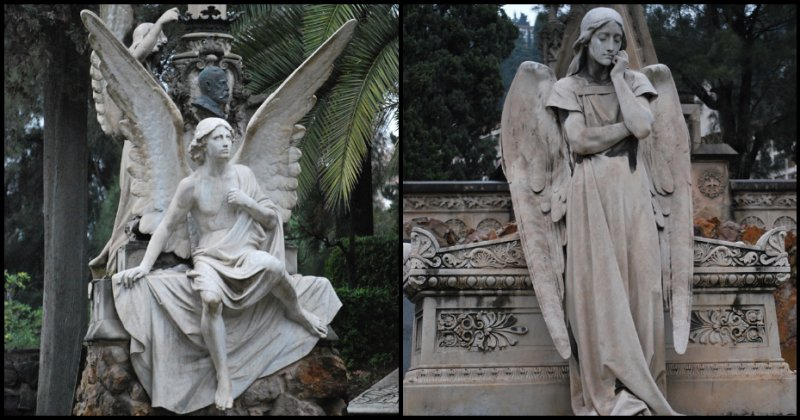 Anioły z Montjuic