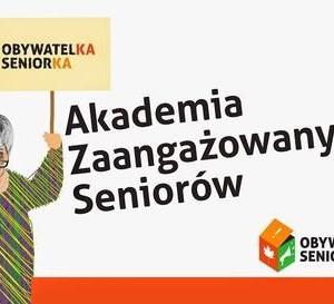 Akademia Zaangażowanych Seniorów