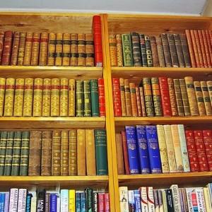 biblioteczka książki