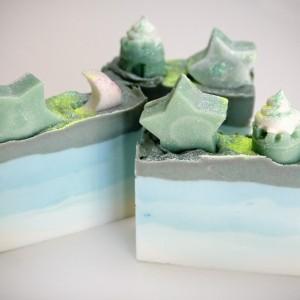 Zrób z wnukami ręcznie robione, pachnące mydełko!