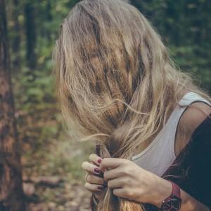 mycie włosów bez szamponu