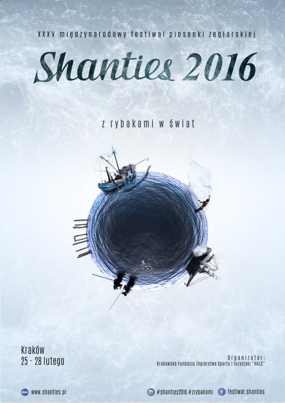 shanties festiwal plakat 2016