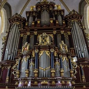 kościół, organy, sakralny