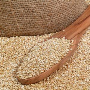 Komosa ryżowa - produkt cenny w diecie seniora