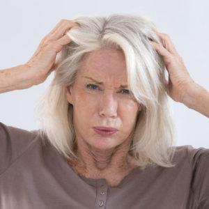 Farbowanie siwych włosów