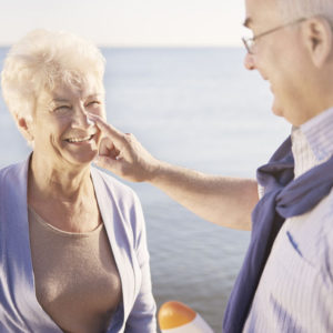 Kiedy należy stosować krem do opalania z filtrem UV 50 ?