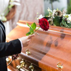 Laudacja pogrzebowa