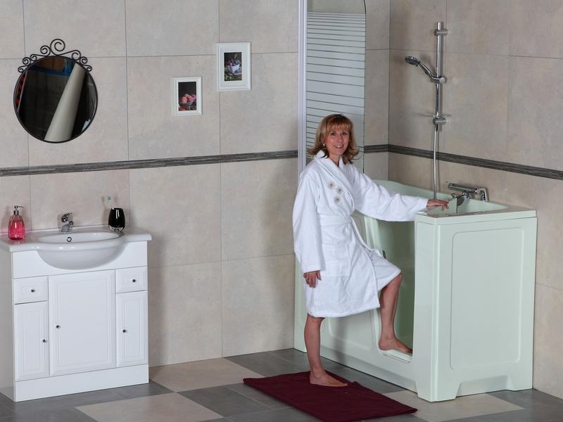 Bezpieczna kąpiel pełna radości