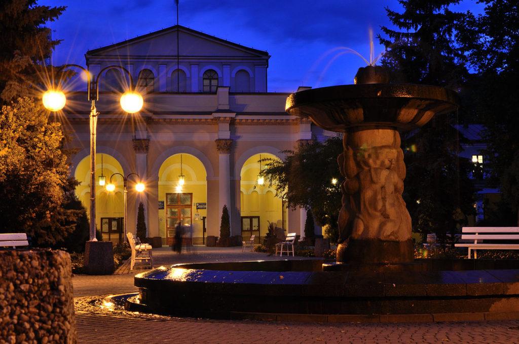 Sanatorium Busko Zdrój