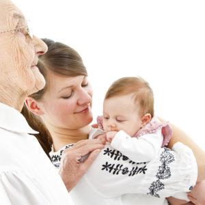 pomoc dziadków wychowanie dzieci