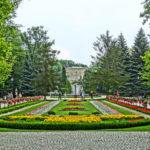 Sanatorium Inowrocław - uzdrowisko, Park Solankowy, solanki