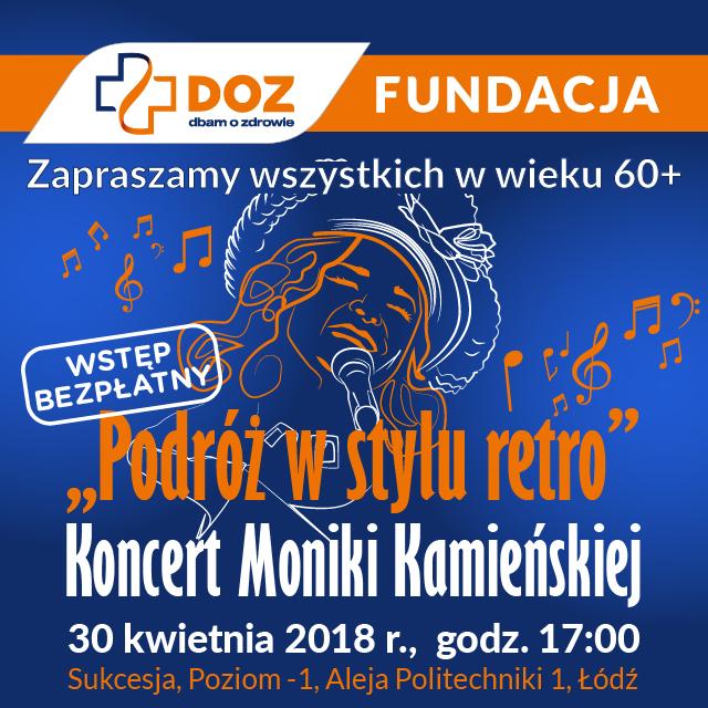 koncert na początek majówki - DOZ Fundacja