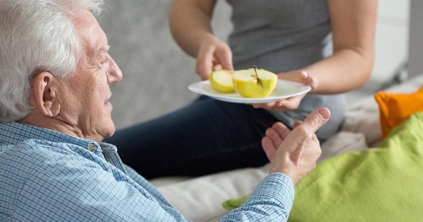 dieta przy chemioterapii, dieta dla seniora, zdrowe odżywianie