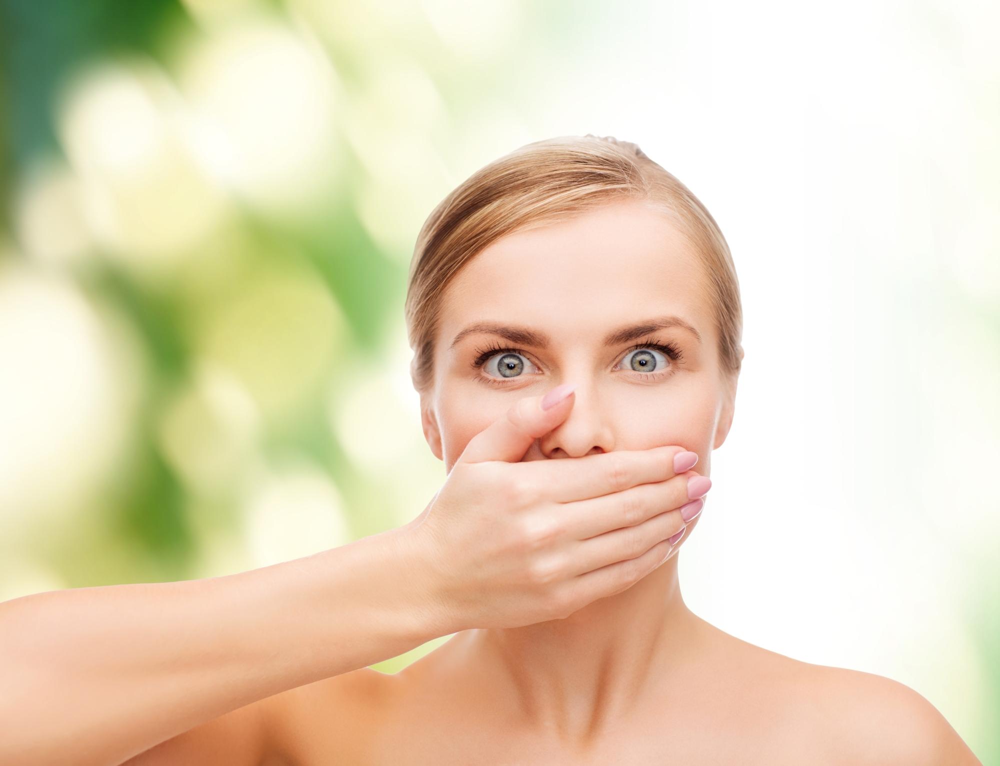 Zapalenie jamy ustnej