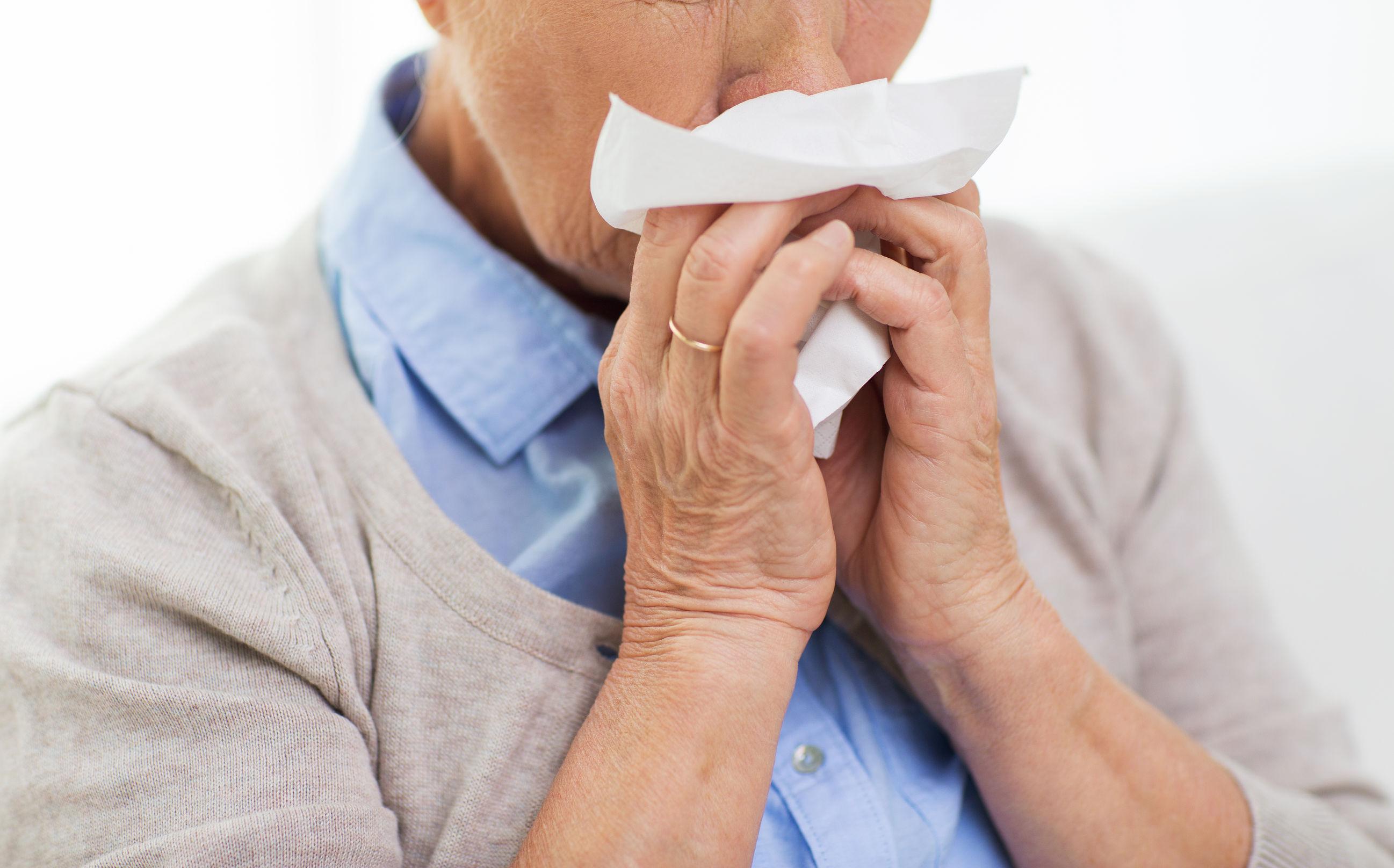 grypa u seniorów