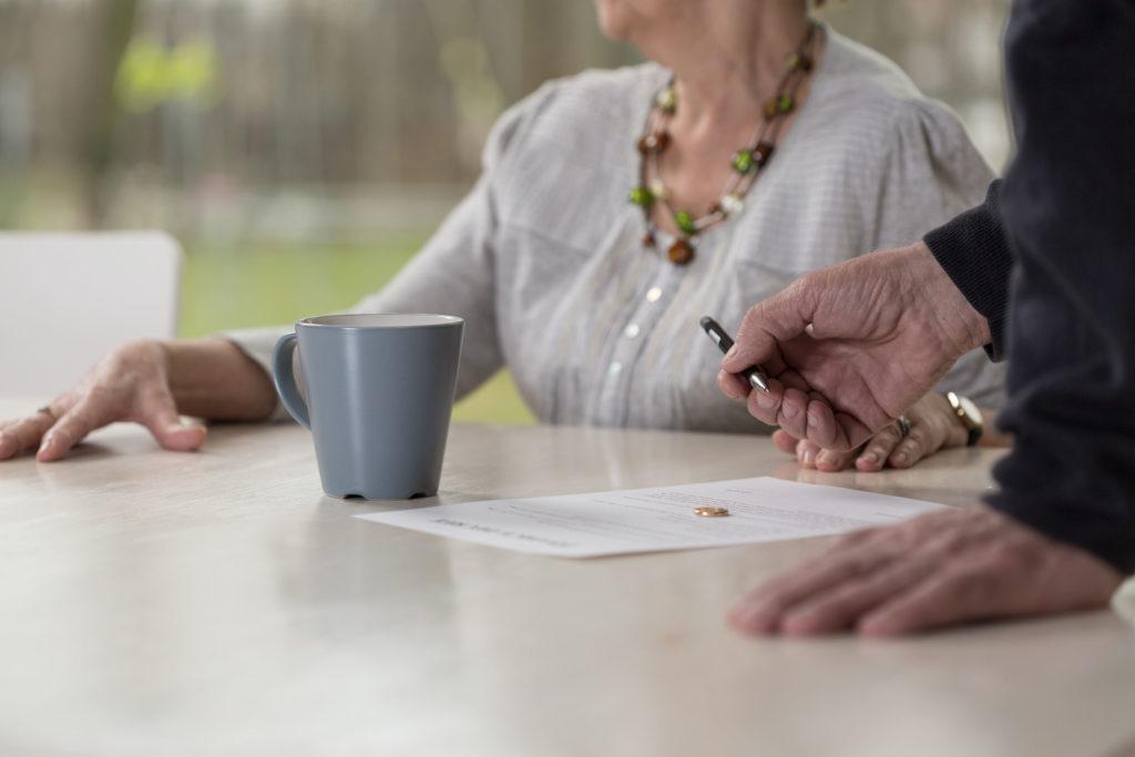 rozwód po 50-tce, rozwód, senior, dokumenty rozwodowe