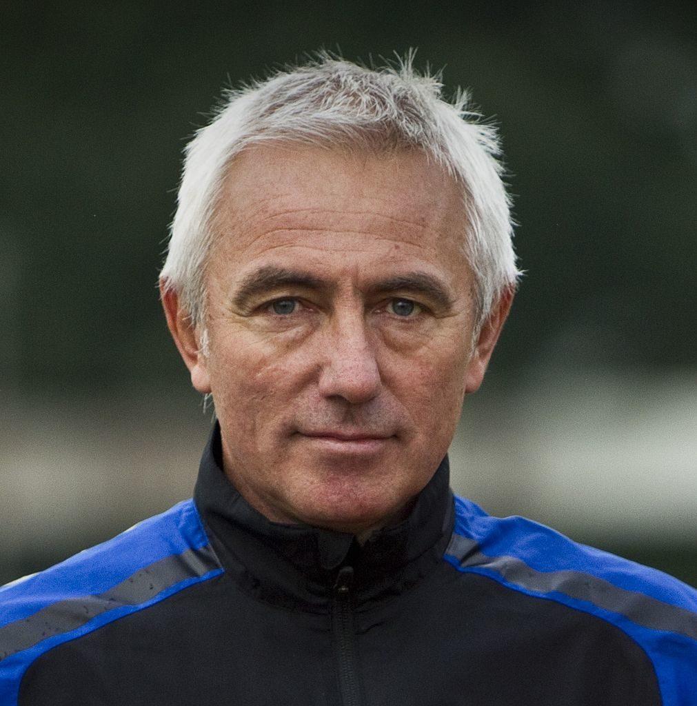 Bert van Marwijk, trenerzy na MŚ