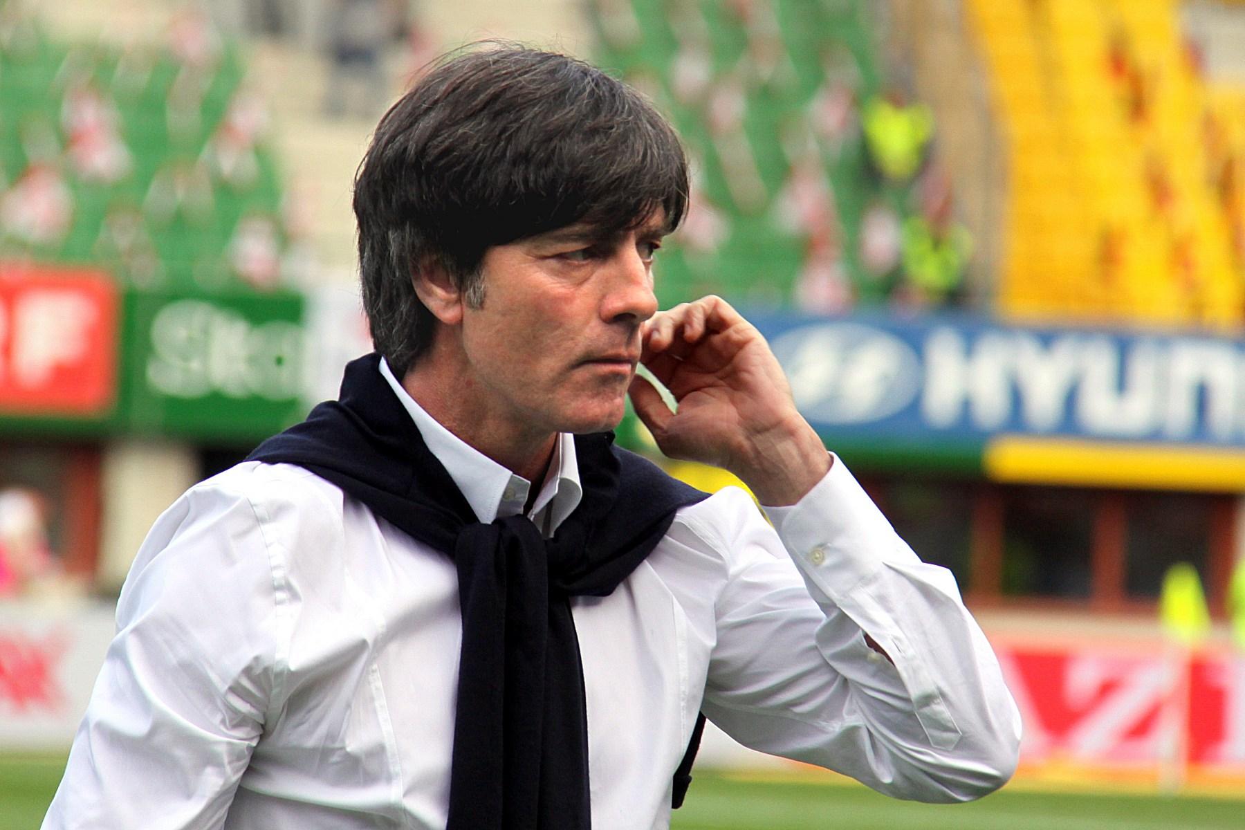 Joachim Löw, trenerzy MŚ