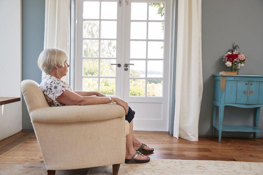 Fotel dla osoby starszej