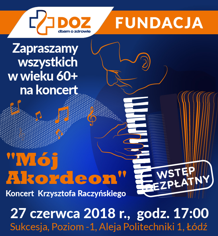 koncert dla seniorów