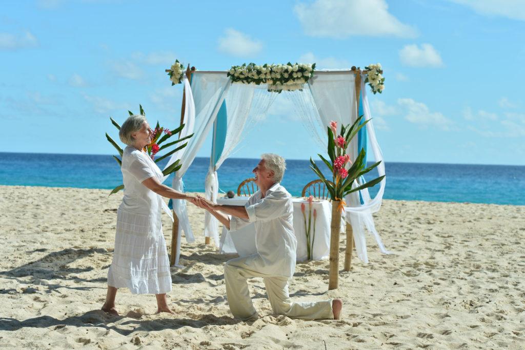 Ślub po 60-tce