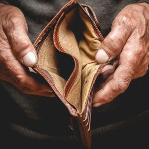 Ile może zabrać komornik z emerytury