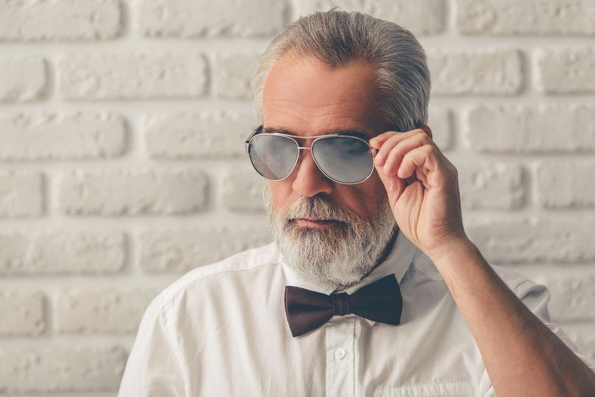Okulary fotochromowe -