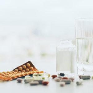 leki, leki na nietrzymanie moczu, tabletki