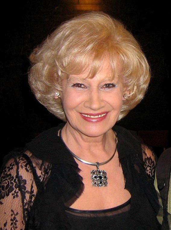 Krystyna Loska prezenterka telewizyjna