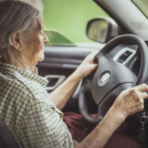 Badania kierowców seniorów